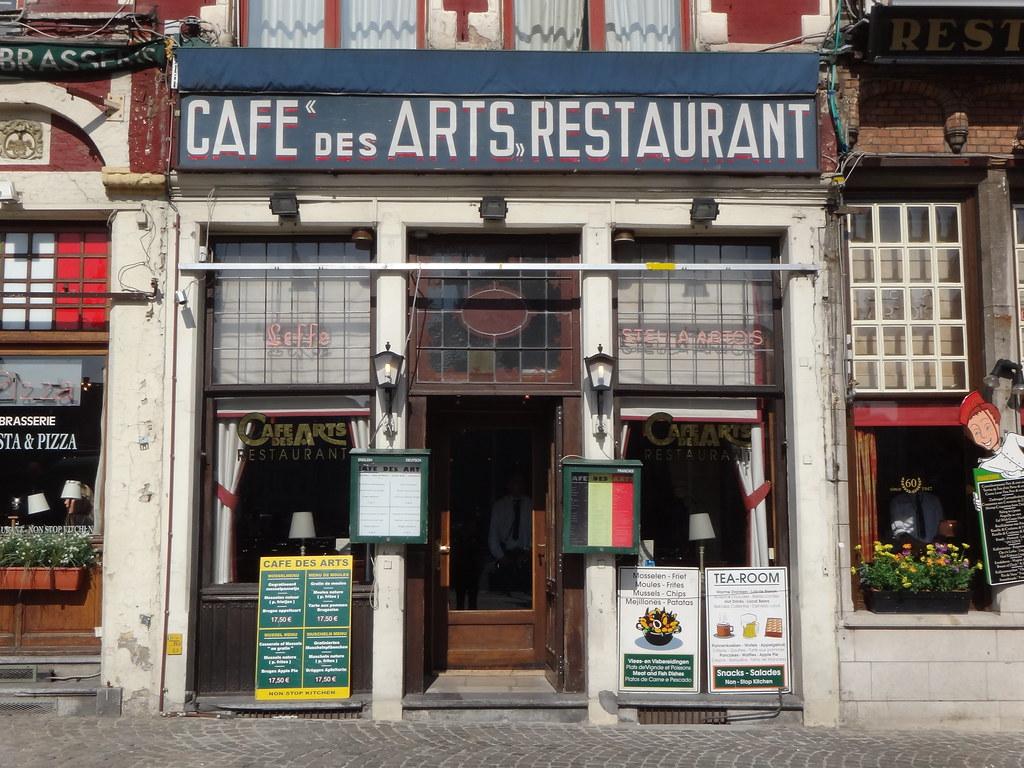 Cafe Des Arts Bordeaux Adresse Rue Sainte Catherine