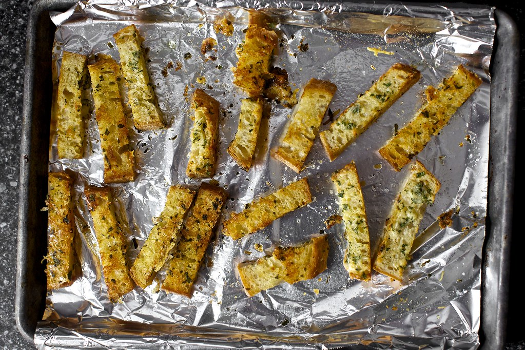 buttery herb-gruyere toast soldiers | Soft Eggs with ...