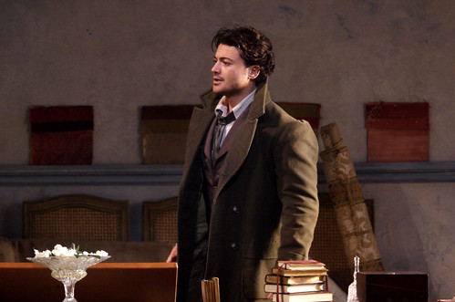 Vittorio Grigòlo as Alfredo Germont in La Traviata © Catherine Ashmore/ROH 2012 | by Royal Opera House Covent Garden