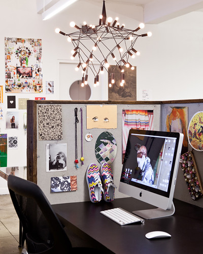 cool office space | by the style files