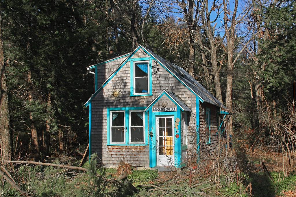 Cottage Near Amethyst Brook Brookside Cottage Near