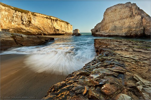 Shark Fin Cove | by TomGrubbe