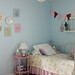 her new room