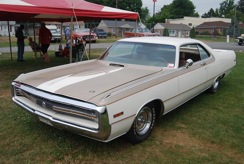 Chrysler 300 White >> '70 Chrysler Hurst 300 | The Chrysler division threw its hat… | Flickr