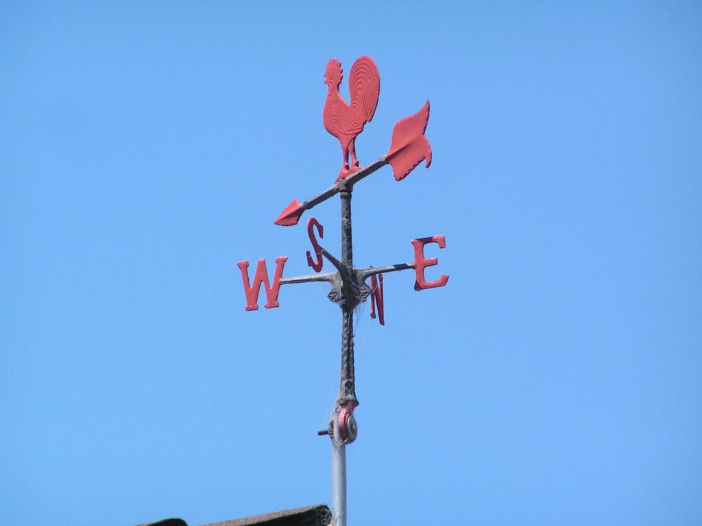 wind vane | Michelle Ress | Flickr