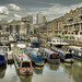 Limehouse Basin, London