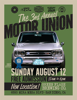 MOTOR UNION_Front | by jrodeffect