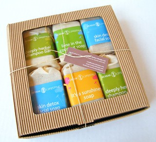 Herban Lifestyle Soap Set | by herbanlifestyle