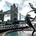 London, Tower Bridge,