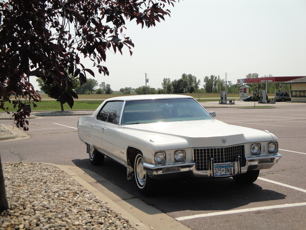 71 Cadillac Sedan De Ville Greg Gjerdingen Flickr