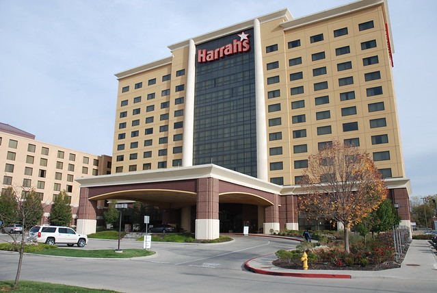 Map of harrah's casino kansas city