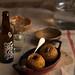 Crema berenjena, pollo y manzanas al horno con Es de Mercado