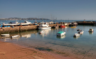Paignton Harbour | by rosiespoonerphotos
