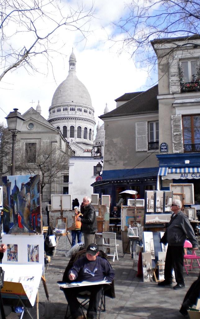 Cafe Du Dome Paris