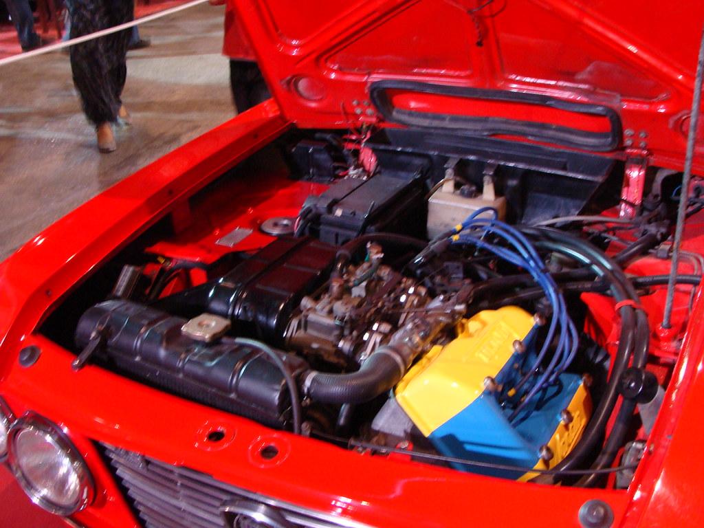 lancia fulvia 1300 s rallye 1970 90 ch moteur 4 cylindres flickr. Black Bedroom Furniture Sets. Home Design Ideas