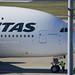 New brake system? Qantas A380 VH-OQC @ SYD