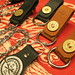 Rusty Knuckles Leather Keychains and Belt Loops