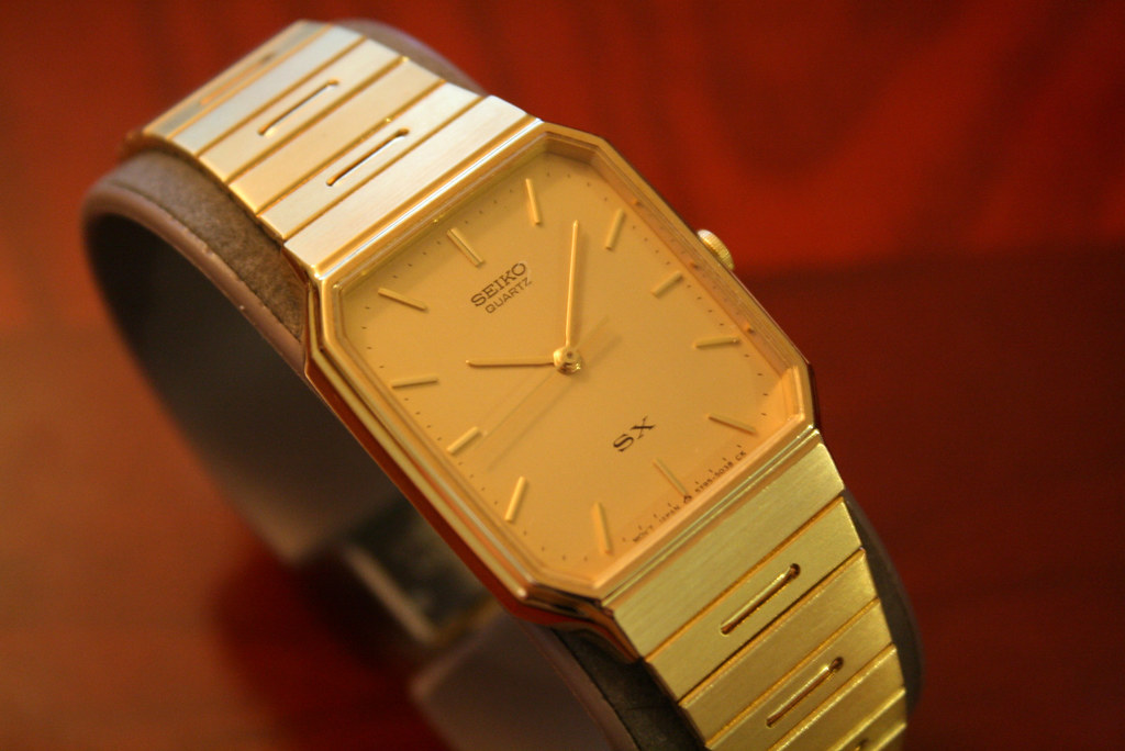 Seiko Quartz Sx 5y95 5020 Gentleman Watch Wai S Watch