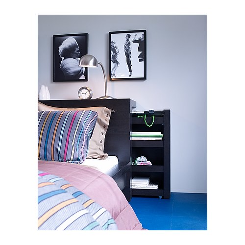 malm tete de lit tablette parties 0125336 pe207172 s4. Black Bedroom Furniture Sets. Home Design Ideas