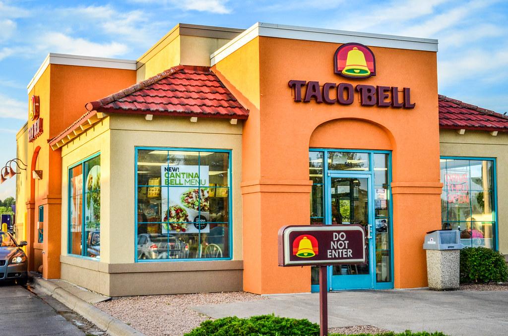 Old school Taco Bell : m01229 : Flickr