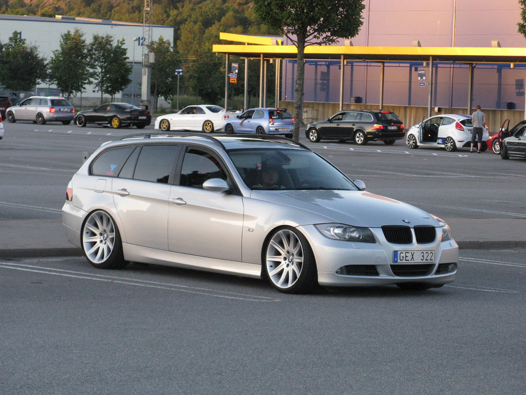 Bmw Wagon 2007