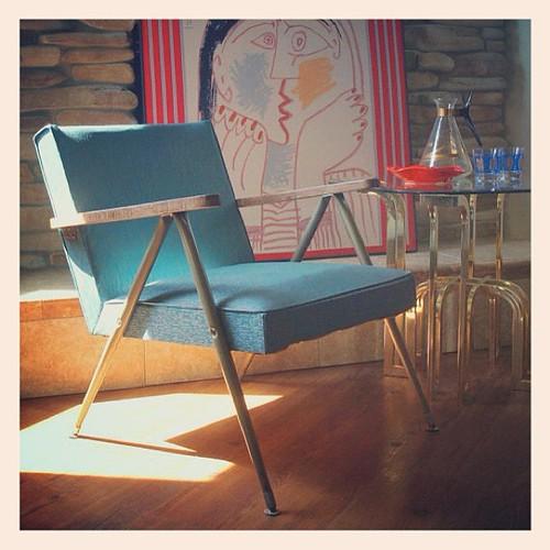 Mid Century Modern Furniture Vintage Danish Modern Lounge