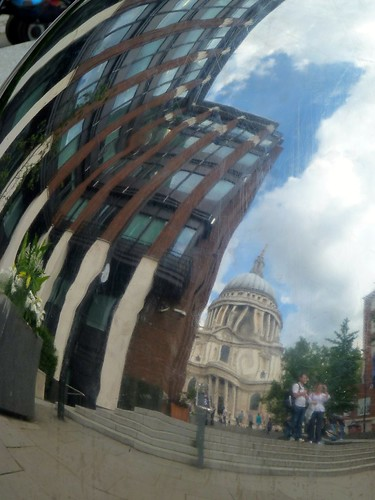 St Paul's reflection | by :Duncan