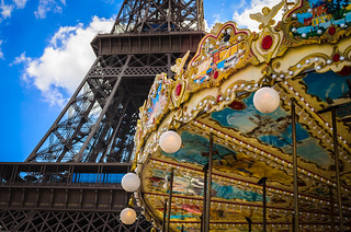 The Eiffel Carousel | by Joseph Plotz Photography