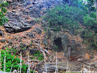 Cave Entrance near Scorpion Ranch | by lhg_11, 1.5 million views. Thank you!
