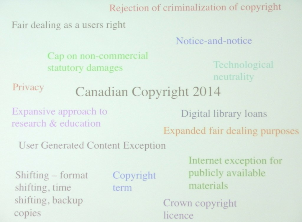 a review of canadas copyright laws This panel will share perspectives on the federal government's upcoming review of canada's amended copyright law (tentatively scheduled for fall 2017) the public discourse on this review is.