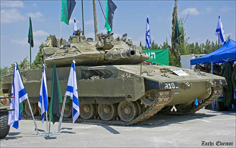 Объёмы производства танка «Меркава»