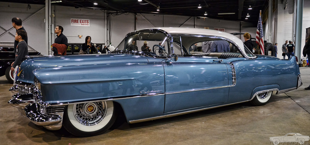 1955 Cadillac Series 62 Coupe Deville Chad Horwedel Flickr