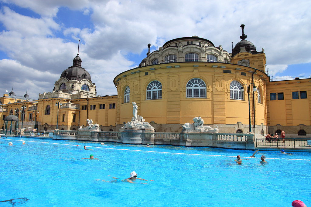 Best Thermal Spa In Budapest