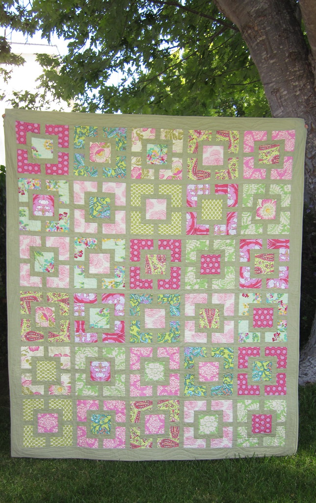 garden fence quilt hyacinth quilts designs blogged