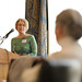 365@VU: 208 - Meg Rush, M.D. speaks of wonderful past memories to Mildred Stahlman, M.D. at her 90th birthday celebration