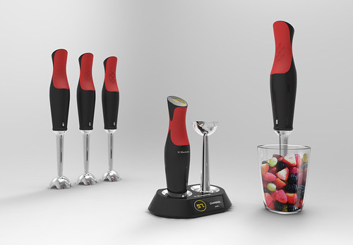Smart Embossed Blender by HwaJin Ock - Electrolux Design Lab 2012 semi-finalist | by Electrolux Design Lab