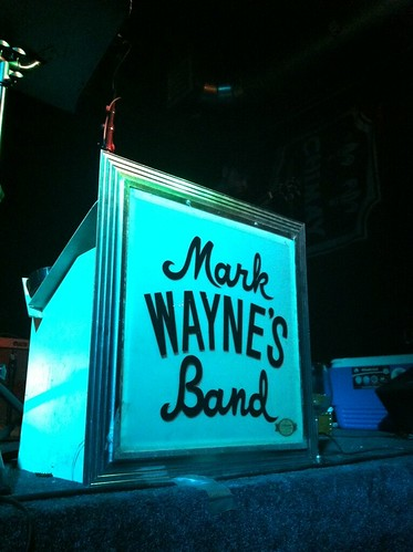 Mark Wayne's Band | by orlandoweekly