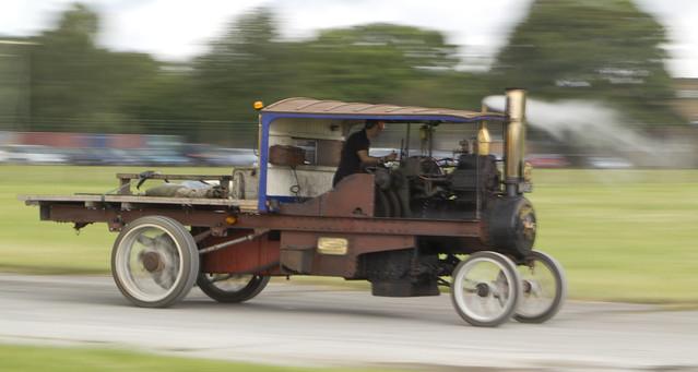 Steam Rollers Food Truck