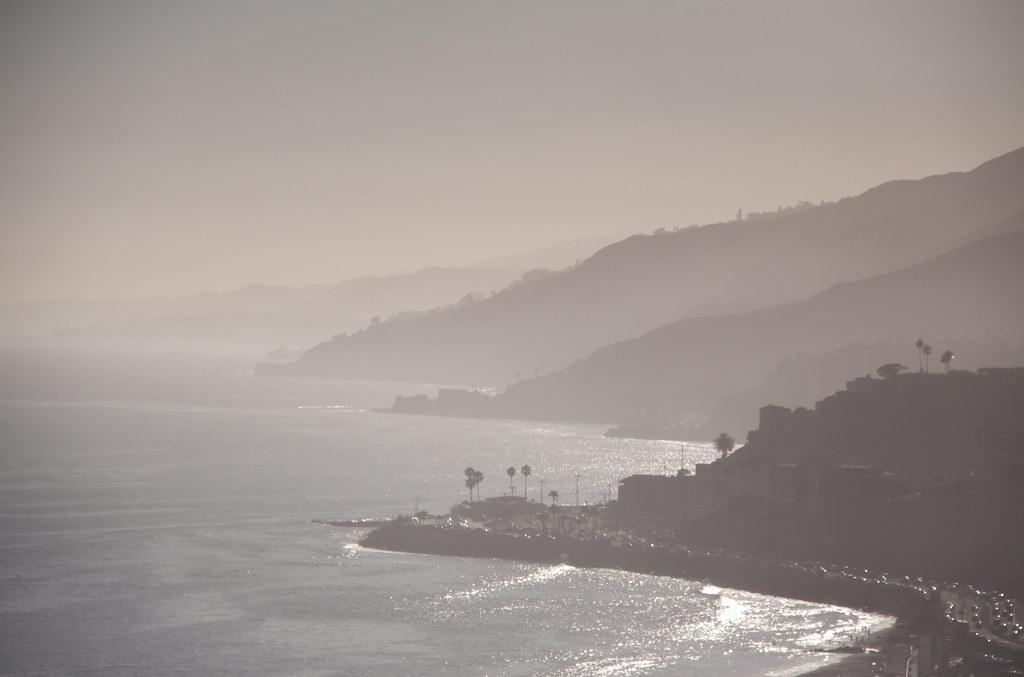 Pacific Palisades Landscape Los Angeles Ca Chris