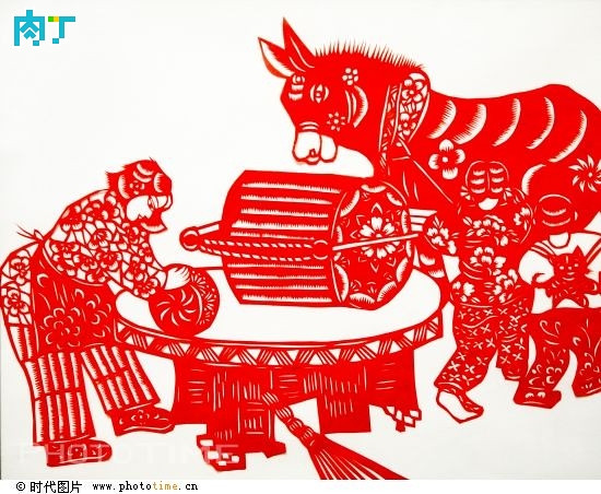 Introduction to shandan, Gansu folk paper-cutting, shandan decoupage appreciation
