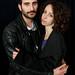 Francesco e Irene pose for me