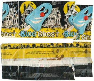 Blue Ghost - Frozen Confection - 1981 | by Waffle Whiffer
