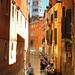 The richness, color, light, texture and history of Venice