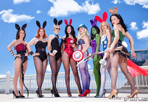 Avenger Bunnies 2 | by Raychul