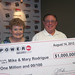 Mike & Mary Rodrigue - $1,000,000 Powerball