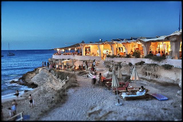 Atlantis Beach Ibiza Map