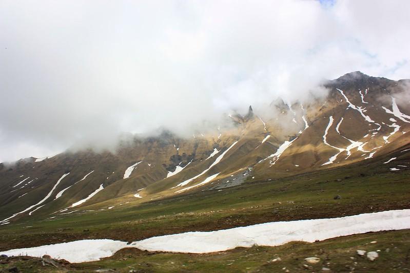 Кавказ, горы