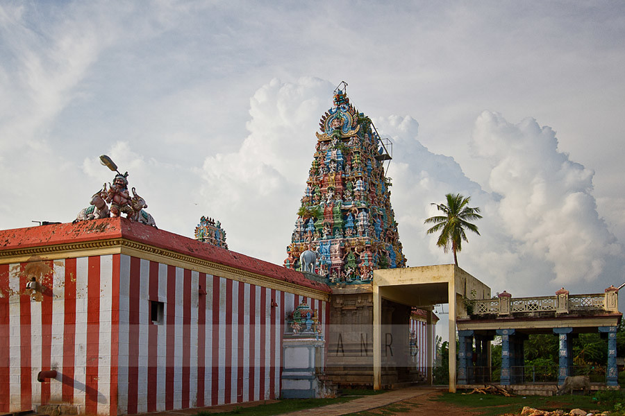 Temple Karaikudi a Temple in Karaikudi | by
