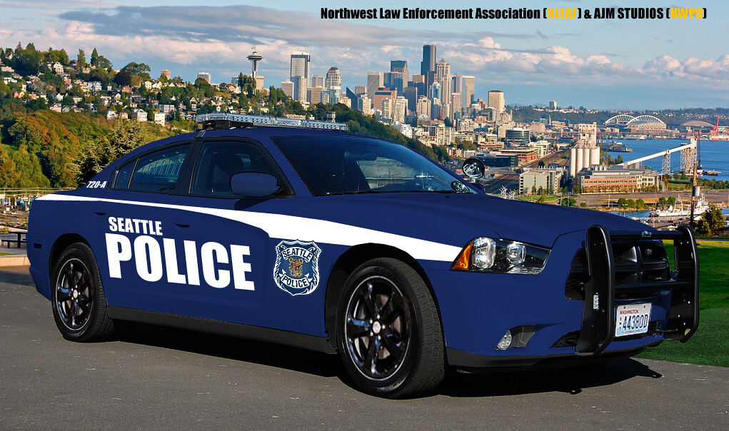 Seattle Police New Cars