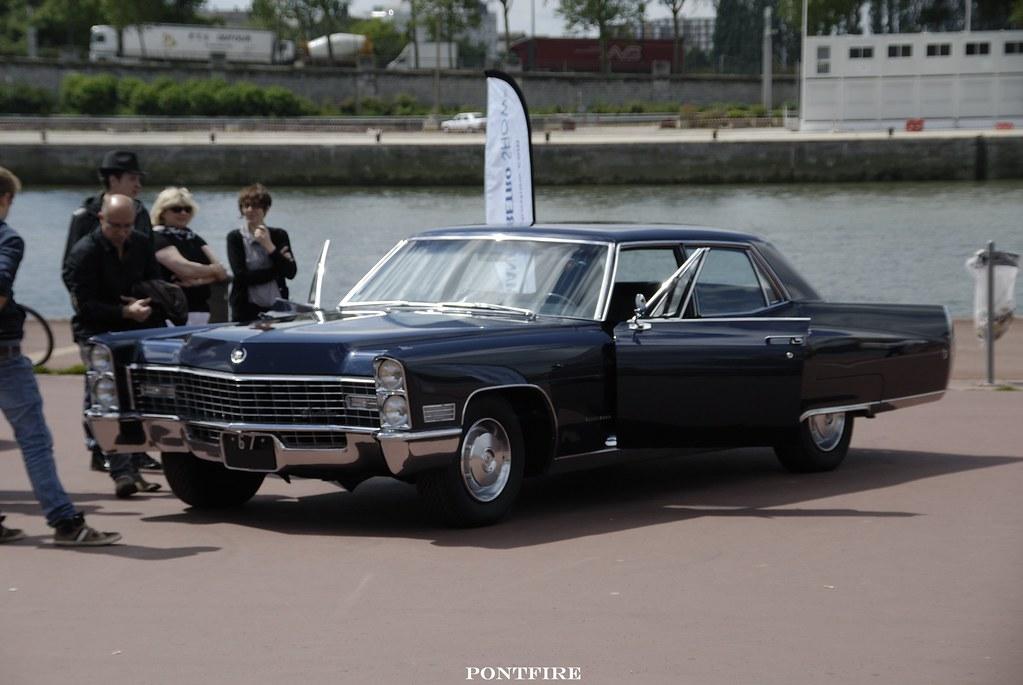 1967 CADILLAC FLEETWOOD Sixty-Special | série : 67-680 4 ...